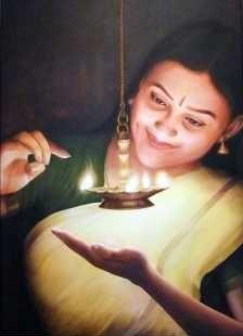 lady lamp oil