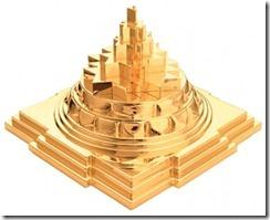 sriyantra pyramid